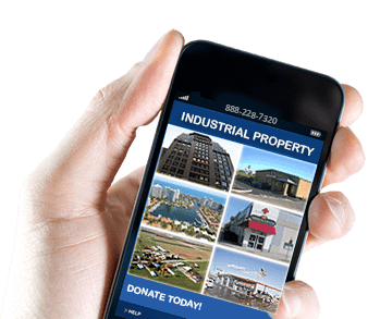 Industrial Property Donations