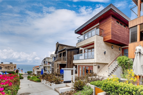 Donate Manhattan Beach CA House